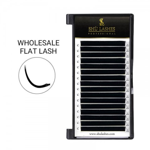 Wholesale Ellipse Flat Lashes (16 Lines)