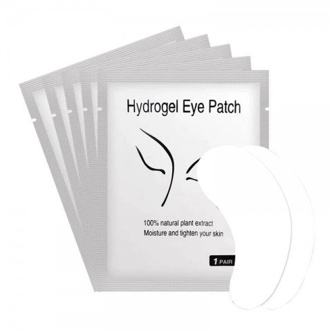 Lint-Free Eye Gel Pads 50 Pairs