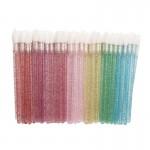 Lint Free Glitter Brush 50pcs