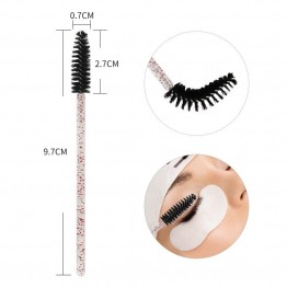 Wholesale Eyelash Extension Brushes 50 pcs