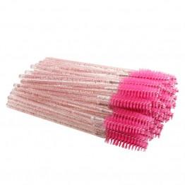 Eyelash Extension Brushes 50 pcs