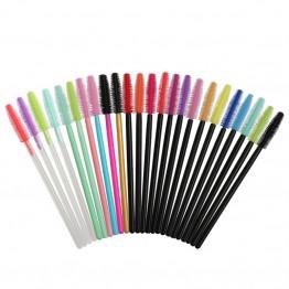 Disposable Silicone Eyelash Brush 50 pcs