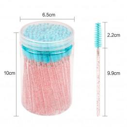 Eyelash Extension Brushes 100 pcs