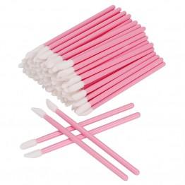 Pink Lint Free Brush 50pcs