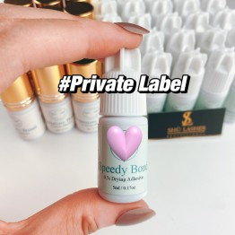 Private Label Eyelash Extension Glue/Adhesive Service