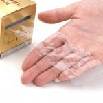 Eyelash Extension Removal Plastic Wraps