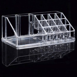Crystal Eyelash Tools Storage Box