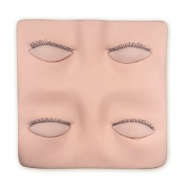 Removable Eyelids Lash Practice Set
